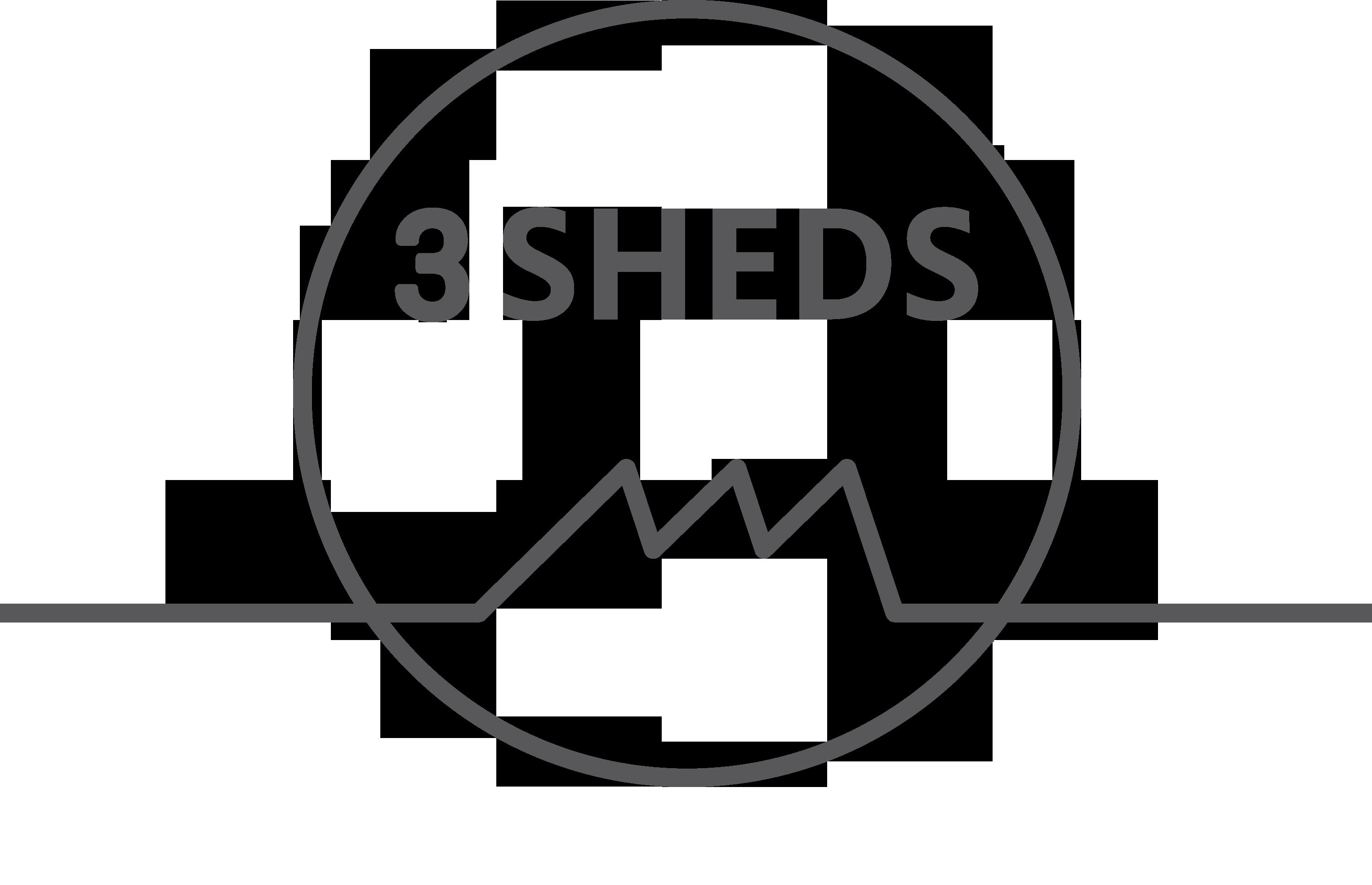 3SHEDS